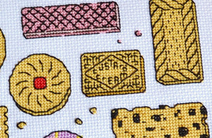 PDF Pattern for Biscuits Sampler