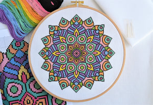 PDF Pattern for Statement Mandala