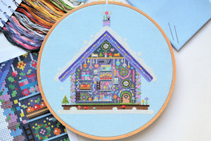 PDF Pattern for Fairy Cottage