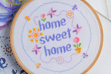 Load image into Gallery viewer, PDF Pattern for Home Sweet Home