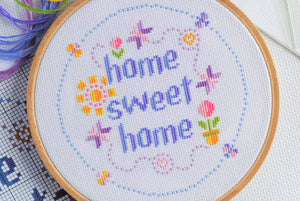 PDF Pattern for Home Sweet Home