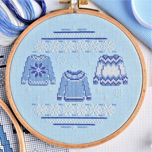 PDF Pattern for Christmas Jumpers