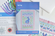 Load image into Gallery viewer, Spring Cross Stitch Kit