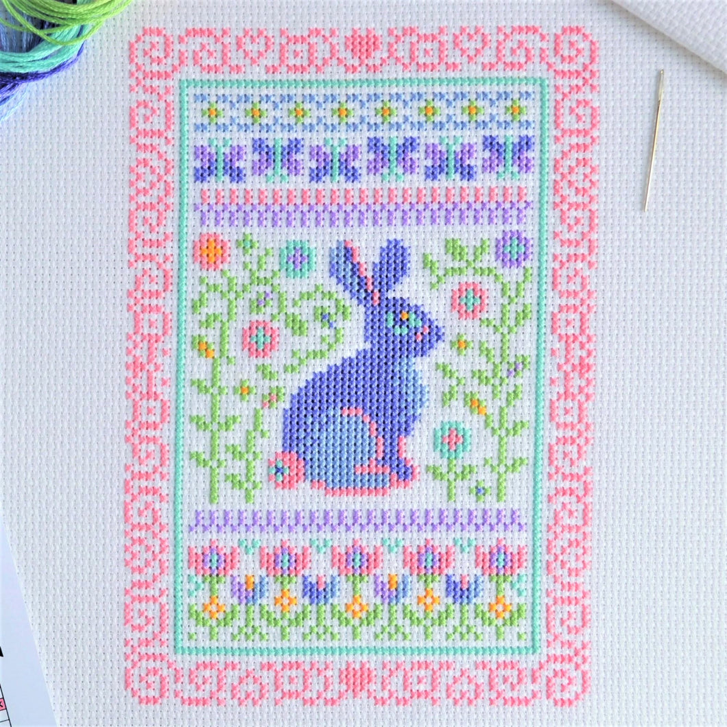 PDF Pattern for Spring Mini Sampler