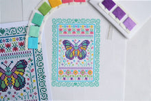 Load image into Gallery viewer, PDF Pattern for Summer Mini Sampler