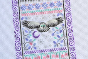 Winter Cross Stitch Kit