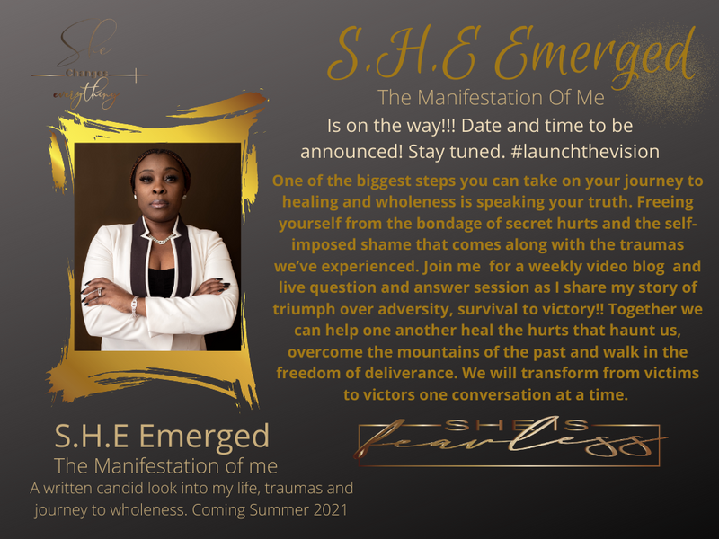 S.H.E Emerged: The Manifestation of Me