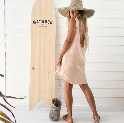 cove dress peach tanah folk taylorcove nz
