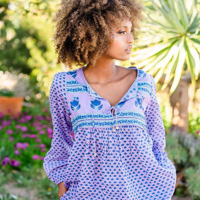 boho blouse nz
