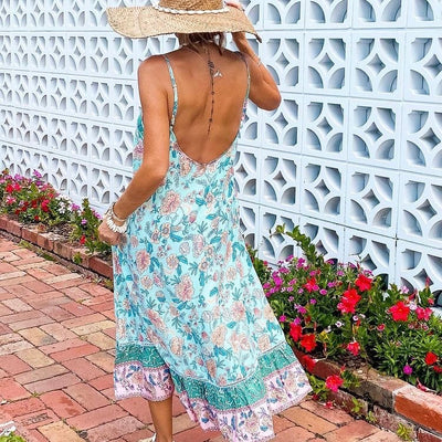 willow dress tanah folk maui aqua taylorcove nz
