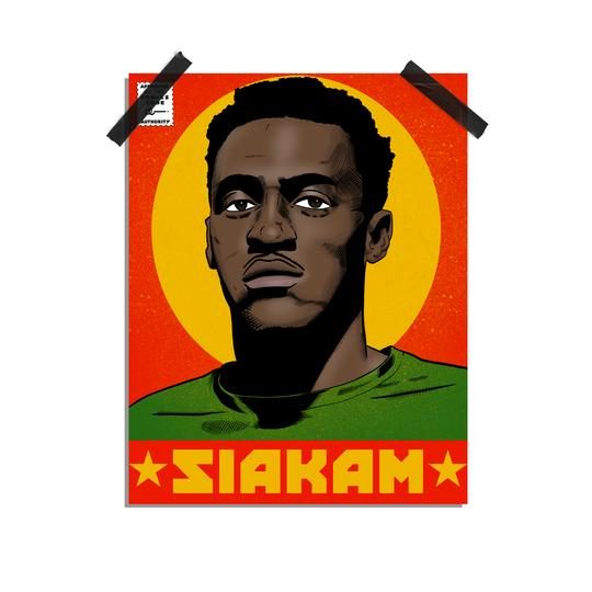 """Son of Cameroon"" Print"