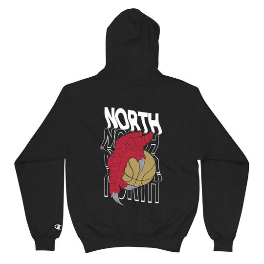 NORTH Claw - Champion Hoodie