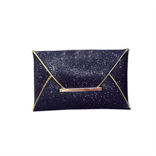 Load image into Gallery viewer, Women Glitter Sequins Handbag Party Evening Envelope Clutch Purse Wallet