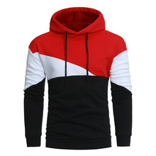 Load image into Gallery viewer, Brand Oversized M-3XL 2018 Hoodies Mens Hip Hop Pullover Male Hoodies Patchwork Hooded Casual Sweatshirt Men Slim Pull Jumper