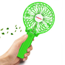Load image into Gallery viewer, Foldable Hand Mini Fan