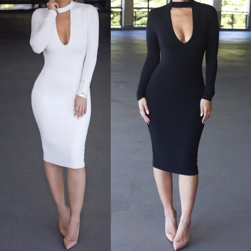 UK Womens Bodycon Cocktail Bandage Dress Ladies Party Evening Dress Size 6 14