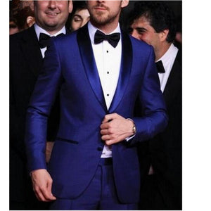 Stylish Men's Suits Business Casual Suits Classic Two-Button Casual Suits Customized Trousers and Pants