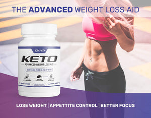 Keto Advaned Weight Loss & Detox Bundle - Turn Fat into Fuel - 60 Capsules Each