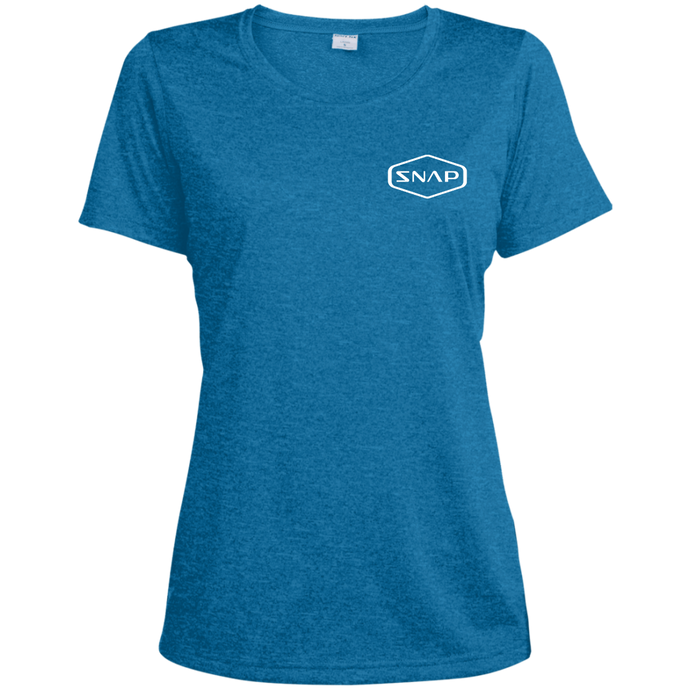 Ladies' Moisture-Wicking Sport T-Shirt