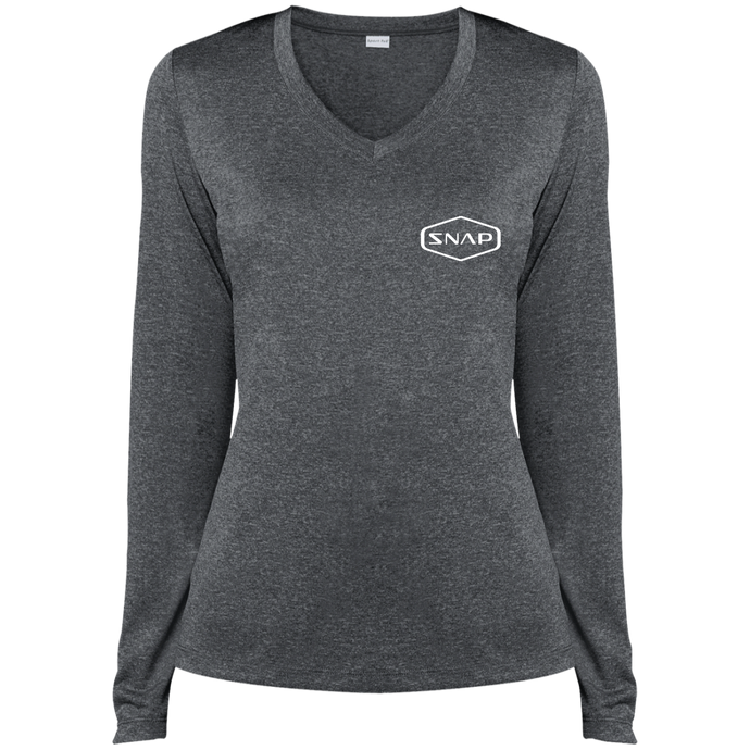 Ladies' V-Neck Sport T-Shirt