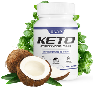 Keto - Boost & Support Ketone Levels