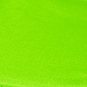 atomic hi vis green lightweight quick wick fabric