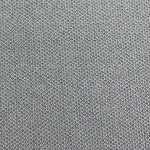 Barracuda Light Grey Honeycomb Thermal Pro Fleece Fabric