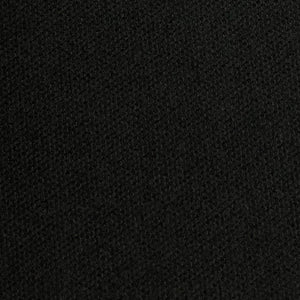 Black Honeycomb Thermal Pro Fleece Fabric