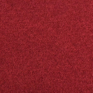 Crimson Red Sweater Knit Fleece Thermal Pro Fabric