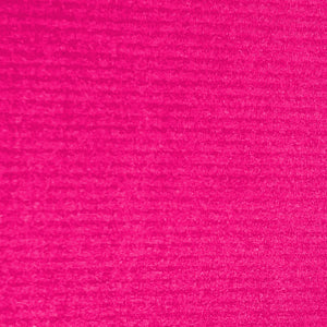 Electric Pink Lightweight Powerwool Fabric