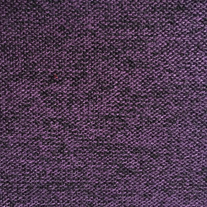 Heather Aubergine Hacci Mid Weight Sweater Knit Fabric