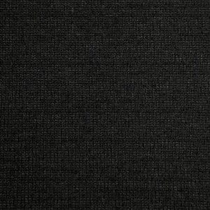 Heather Black Sweater Knit Fleece Thermal Pro Fabric