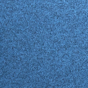 Heather Blue Sweater Knit Thermal Pro Fleece Fabric