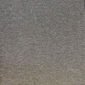 heather charcoal lightweight chitosante interlock fabric