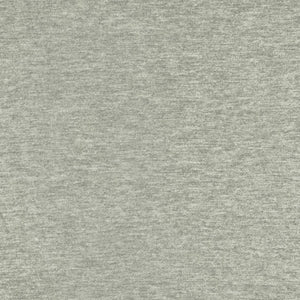 Bamboo Cotton Jersey Fabric Heather Cement