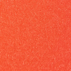 Orange Red Silkweight Power Wool Fabric