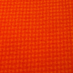 Polartec Windpro Stretch Fabric Wind Water Repellent Orange Hardface