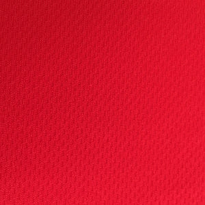 Red Wicking Breathable Next to Skin Base Layer Fabric