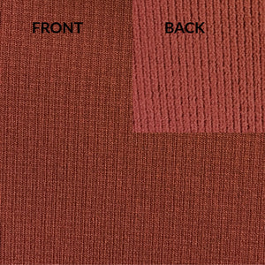 Rust Powergrid Odor Resistant Wicking Breathable Next to Skin Base Layer Fabric