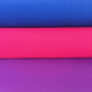 Soft, Comfortable Rib Trim Fabric