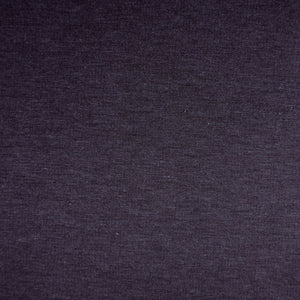 Bamboo French Terry Fabric Gothic Violet