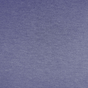 Bamboo French Terry Fabric Periwinkle