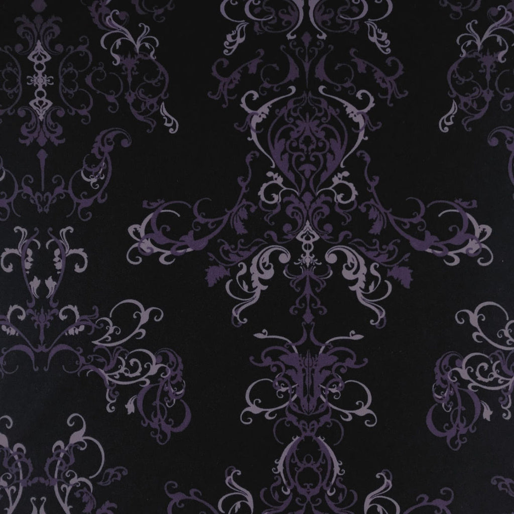 Chitosante Interlock Fabric Antibacterial Baroque