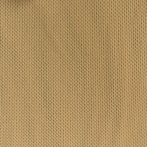 Beige Wicking Breathable High Compression Mesh Fabric Trim