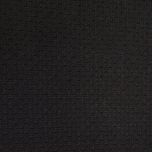 Black Wicking Breathable Next to Skin Base Layer Fabric