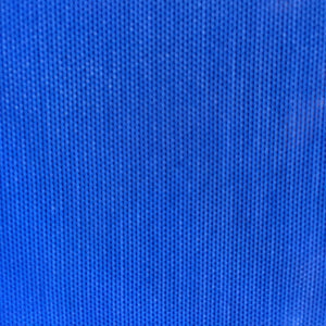 Cyber Blue Wicking Breathable High Compression Mesh Fabric Trim