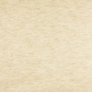 Bamboo Cotton Jersey Fabric Heather Almond
