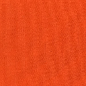 Hi Vis Orange Flame Resistant PowerShield Polartec Fabric