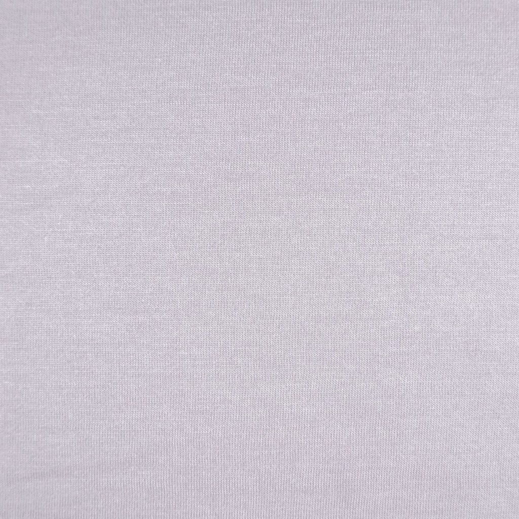 Bamboo Tissue Jersey Fabric Lilac