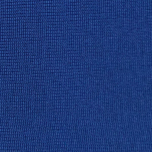 royal blue rugged rib fabric